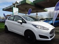 USED 2013 13 FORD FIESTA 1.2 STYLE 5d 59 BHP 4 SERVICE STAMPS