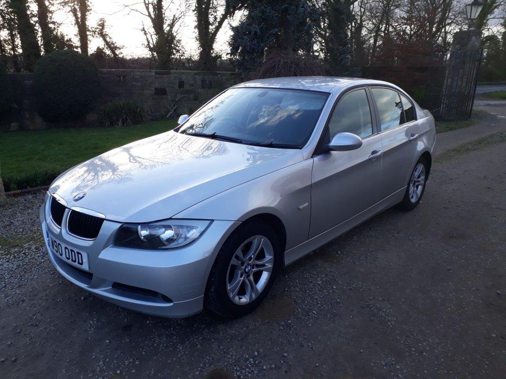 USED 2008 W BMW 3 SERIES 2.0 318I SE 4d 148 BHP