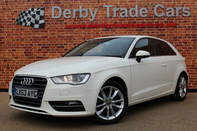 AUDI A3 at Derby Trade Cars