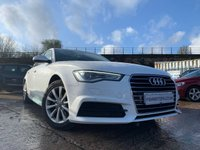 2016 AUDI A6 SALOON 2.0 TDI ULTRA SE EXECUTIVE 4d 188 BHP £13490.00