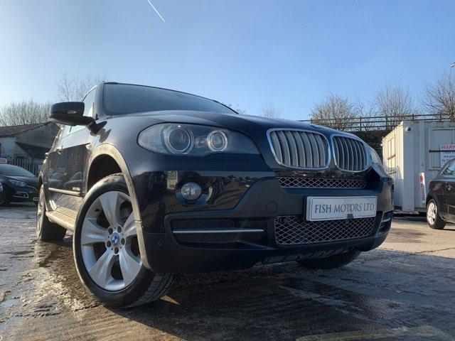 USED 2009 59 BMW X5 3.0 XDRIVE35D SE 5d 282 BHP AIRCON+BLUE+CRUISE+DAB+HEATED+METALLIC+PANROOF+PARKING+MEDIA+USB+