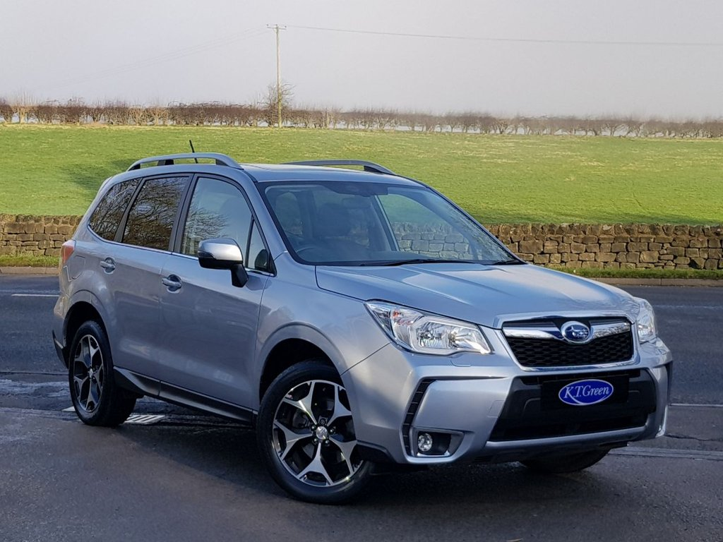 USED 2015 SUBARU FORESTER 2.0 I XT 5d 237 BHP ONE OWNER, LOW MILES, FULL SUBARU HISTORY