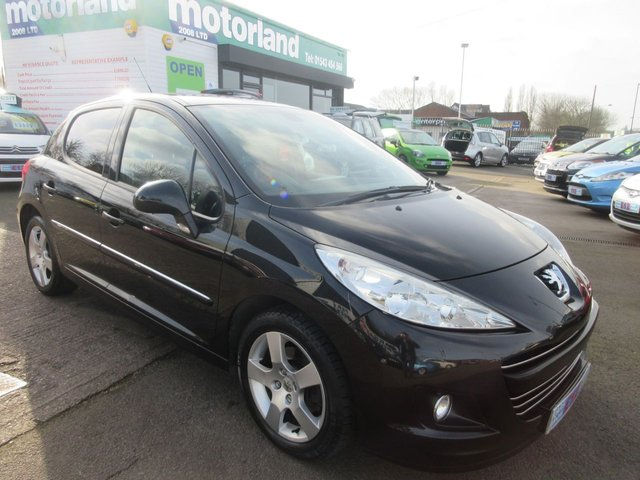 USED 2010 10 PEUGEOT 207 1.6 SPORT 5d 120 BHP AUTO **JUST ARRIVED AUTOMATIC***