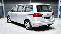 USED 2012 SEAT ALHAMBRA 2.0 TDI CR ECOMOTIVE S  ** SERVICE HISTORY, PARKING SENSORS, ISOFIX POINTS **