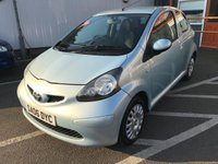 USED 2006 06 TOYOTA AYGO 1.0 VVT-I PLUS 3d 67 BHP RAC APPROVED VEHICLE !!