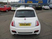USED 2015 65 FIAT 500 1.2 S 3d 69 BHP