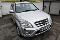 2006 HONDA CR-V 2.0 I-VTEC EXECUTIVE 5d 148 BHP £4850.00
