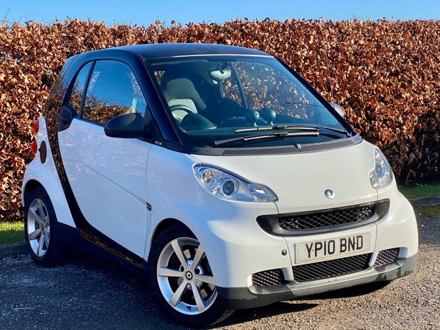 USED 2010 10 SMART FORTWO 0.8 PULSE CDI 2d AUTOMATIC **MOT TO FEBRUARY 2021**