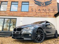 USED 2017 67 BMW 3 SERIES 3.0 335D XDRIVE M SPORT TOURING 5d AUTO 308 BHP