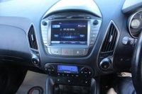 USED 2014 14 HYUNDAI IX35 1.7 SE NAV CRDI 5d 114 BHP