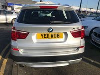 USED 2011 11 BMW X3 2.0d XDRIVE AUTOMATIC SE