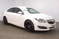 USED 2016 66 VAUXHALL INSIGNIA 2.0 SRI NAV VX-LINE CDTI ECOFLEX S/S 5DR 167 BHP  SERVICE HISTORY + £30 12 MONTHS ROAD TAX + HEATED SEATS + SATELLITE NAVIGATION + REVERSE CAMERA + PARKING SENSOR + BLUETOOTH + CRUISE CONTROL + CLIMATE CONTROL + MULTI FUNCTION WHEEL + DAB RADIO + PRIVACY GLASS + XENON HEADLIGHTS + RADIO/CD/AUX/USB + ELECTRIC WINDOWS + ELECTRIC/HEATED DOOR MIRRORS + 19 INCH ALLOY WHEELS