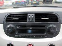 USED 2015 L FIAT 500 1.2 LOUNGE 3d 69 BHP