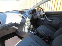 USED 2009 59 FORD FIESTA 1.4 STYLE PLUS 5d 96 BHP FSH, LOW MILEAGE, AUTO