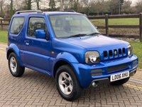 2006 SUZUKI JIMNY 1.3 JLX 3d 83 BHP £4425.00