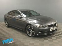 USED 2015 E BMW 4 SERIES 3.0 435D XDRIVE M SPORT GRAN COUPE 4d AUTO  * 0% Deposit Finance Available