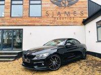 USED 2017 17 BMW 4 SERIES 3.0 430D M SPORT 2d AUTO 255 BHP