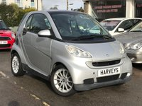 USED 2009 59 SMART FORTWO 1.0 PASSION 2d 70 BHP