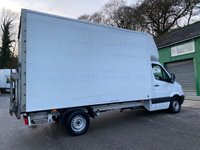 USED 2013 63 MERCEDES-BENZ SPRINTER 313 CDI 13ft 6 LUTON TAIL LIFT 130PS *13'6 LWB LUTON WITH TAIL LIFT*
