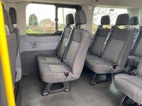 USED 2016 66 FORD TRANSIT 2.2 350 BUS 12 STR 124 BHP