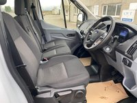 USED 2016 66 FORD TRANSIT 2.2 350 BUS 12 STR 124 BHP