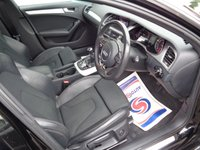 USED 2014 N AUDI A4 2.0 AVANT TDI S LINE START/STOP 5d 148 BHP