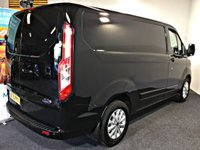 USED 2019 19 FORD TRANSIT CUSTOM 2.0 280 LIMITED P/V L1 H1 129 BHP VERY LOW MILES,