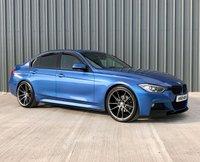 2013 BMW 3 SERIES 2.0 320D M SPORT 4d 181 BHP £10995.00