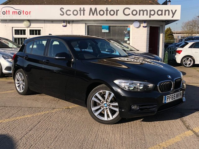 USED 2016 65 BMW 1 SERIES 2.0 118D Sport