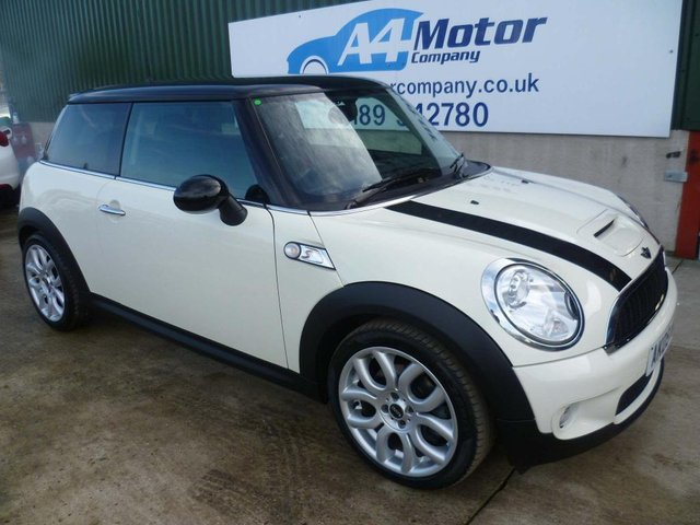 2009 09 MINI HATCH COOPER 1.6 Cooper S 3dr