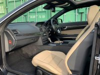 USED 2013 13 MERCEDES-BENZ E CLASS 3.0 E350 CDI BlueEFFICIENCY Sport G-Tronic 2dr PanRoof/AMGPack/HeatedSeats