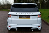 USED 2015 15 LAND ROVER RANGE ROVER SPORT 3.0 SD V6 HSE 4X4 (s/s) 5dr NAV+PAN ROOF+CAMERA