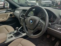 USED 2012 12 BMW X3 2.0 20d M Sport xDrive 5dr 1 OWNER+FSH+BIG SPEC+1YR MOT!!
