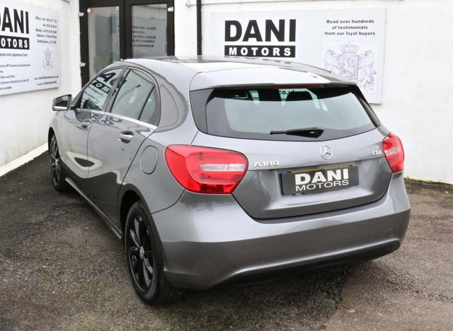 MERCEDES-BENZ A CLASS at Dani Motors