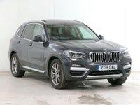 2018 BMW X3 2.0 20d xLine Auto xDrive (s/s) 5dr £28986.00
