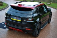 USED 2016 66 LAND ROVER RANGE ROVER EVOQUE 2.0 TD4 Ember Special Edition Auto 4WD (s/s) 5dr PANORAMIC ROOF+NAV+CAMERA