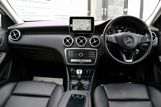 MERCEDES-BENZ A CLASS at Dani Motors