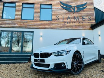 2015 BMW 4 SERIES 3.0 430D M SPORT 2d AUTO 255 BHP £16700.00