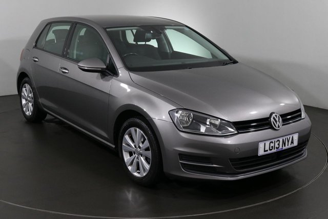 2013 13 VOLKSWAGEN GOLF 1.4 SE TSI BLUEMOTION TECHNOLOGY DSG 5d 120 BHP ULEZ EXEMPT