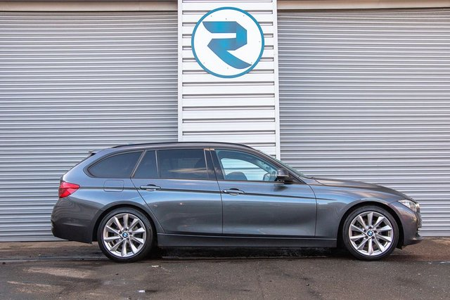 USED 2016 16 BMW 3 SERIES 2.0 318D SPORT TOURING 5d 148 BHP