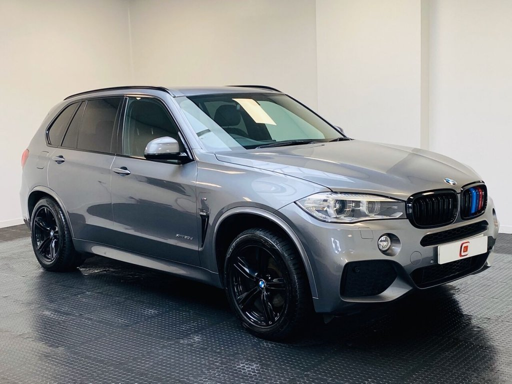 USED 2014 14 BMW X5 3.0 XDRIVE30D M SPORT *7 SEATS* 255 BHP LOW MILES + FSH + 2 OWNERS + 7 SEATS + BLACK PACK + FINANCE AVAILABLE