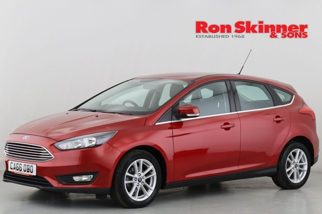 FORD FOCUS at Ron Skinner and Sons