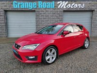 USED 2015 15 SEAT LEON 2.0 TDI FR TECHNOLOGY 5d 184 BHP