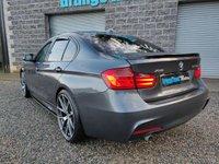 USED 2013 63 BMW 3 SERIES 2.0 320D XDRIVE M SPORT 4d 181 BHP