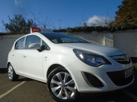 USED 2014 64 VAUXHALL CORSA 1.2 EXCITE 5d 83 BHP GUARANTEED TO BEAT ANY 'WE BUY ANY CAR' VALUATION ON YOUR PART EXCHANGE