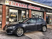 2013 VOLKSWAGEN GOLF 2.0 GT TDI BLUEMOTION TECHNOLOGY DSG 5d 148 BHP £8500.00