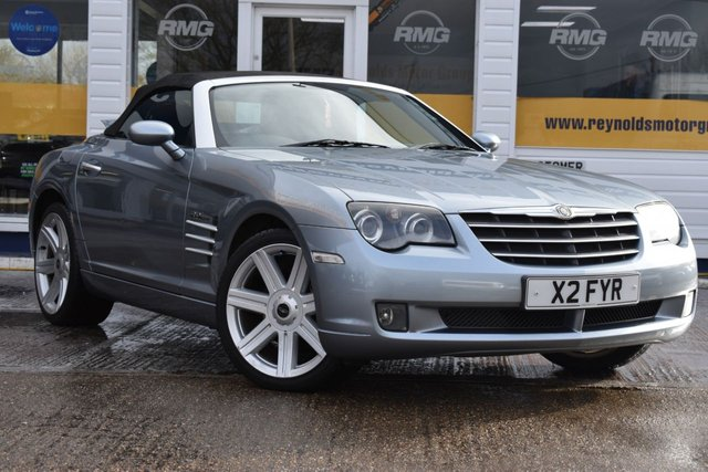 View our CHRYSLER CROSSFIRE