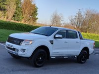 2015 FORD RANGER 2.2 LIMITED 4X4 DCB TDCI 4d 148 BHP SOLD