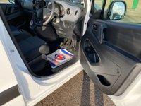 USED 2017 66 PEUGEOT PARTNER 1.6 BLUE HDI S L1 100 BHP *NO VAT* *FOLD AWAY REAR SEATS*