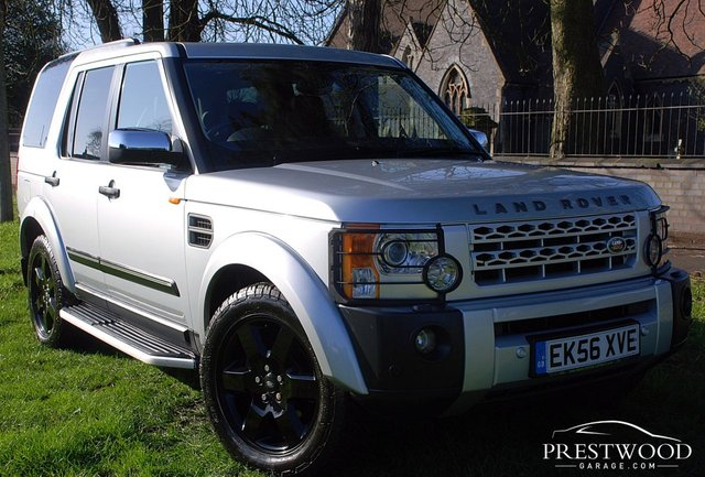 2006 56 LAND ROVER DISCOVERY 3 2.7 TDV6 HSE AUTO [190 BHP] 4x4